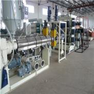 PP厚板生产线设备图片