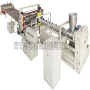 PP塑料托盘挤出生产线图片
