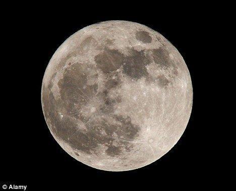 如何拍摄月亮图片|如何拍摄月亮样板图|如何拍摄月亮
