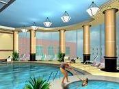 供应重庆酒店恒温恒湿泳池设备系统