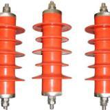 供应避雷器HY5WS-17/45,hy5ws-17/50氧化锌避雷器