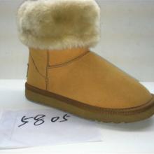 安康棉雪地靴靴批发-安康雪地靴保暖鞋批发-安康冬季新款雪地靴批发
