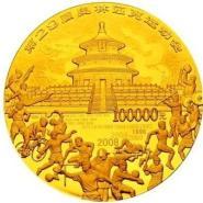 金银币价格图片