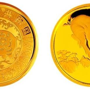 中国戊子鼠年金银生肖币2图片