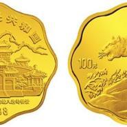 癸酉鸡年12盎司金生肖金银币图片
