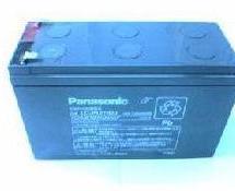 供应松下12V2-6AH消防报警主机备用电池