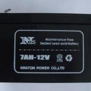 电瓶12V7AH蓄电池12V72图片