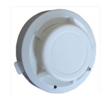 供应杭州带电池感温探测器(无线)