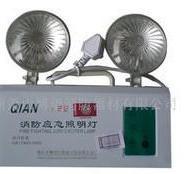 杭州正品奇安消防双头应急灯图片
