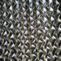 化学过滤用金属波纹孔板填料图片