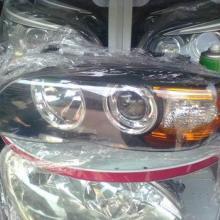 供应宝马X5前大灯,水泵,中缸总成,减震器,助力泵等汽车配件