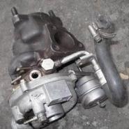 帕萨特B5涡轮增压器图片