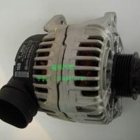 供应奥迪A8发电机,空调压缩机,暖风水箱,电子扇,原厂件