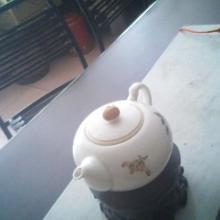 供应瓷器茶壶