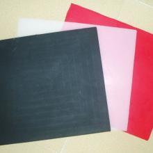 供应高温橡胶片黑色红色绿色