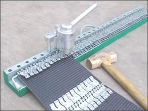 供应锤式钉扣机