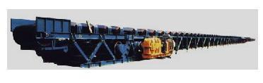 供应DTL通用钢架落地式带式输送机