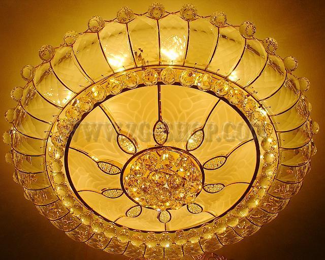豪华水晶灯饰欧式水晶灯具图片