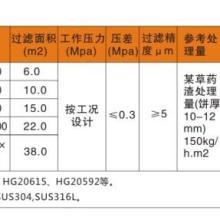 供应FGY型叶片式干渣过滤器市场报价图片