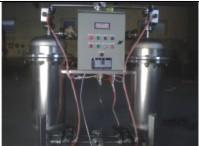 供應列管自動反沖洗式過濾器價格圖片