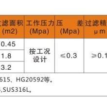 供应MZLD袋式过滤器价格图片