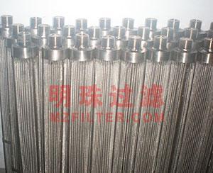 供应不锈钢折叠滤芯、高强滤芯