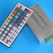44键红外控制器铝壳图片