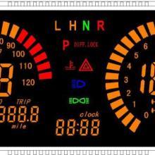 供应汽车仪表lcd