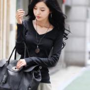 秋冬女装品牌棉衣针织衫打底衫韩版图片