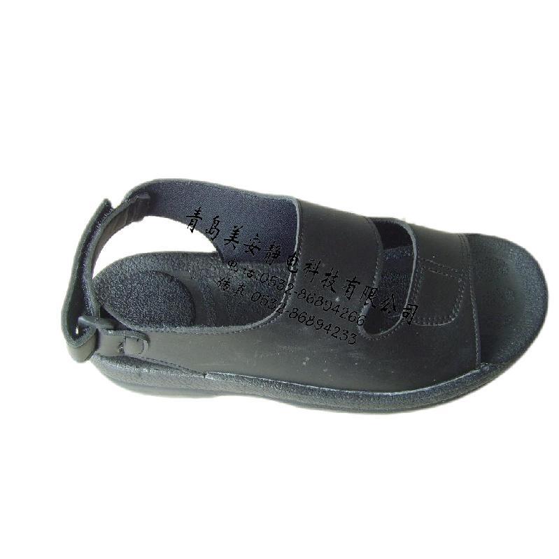 青岛pu防静电拖鞋图片|青岛pu防静电拖鞋样板图|青岛