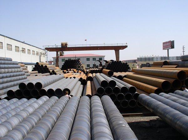 上海市螺旋管供应商 螺旋管价格哪里便宜 钢管生产厂家