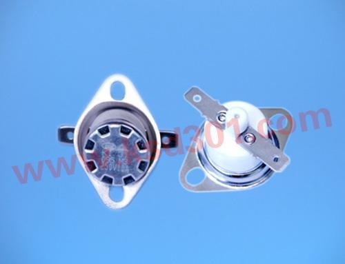 低温突跳式温控开关ksd301温控器销售