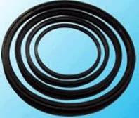 供应PE波纹管胶圈管道橡胶密封圈