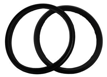 供应大口径PE波纹管胶圈厂家,大口径胶圈直径1米