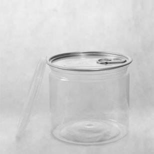 600ml塑料易拉罐食品易拉罐图片