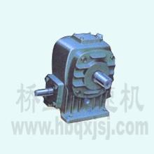 供应WD蜗轮减速机批发