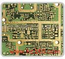 蓝牙模块线路板PCB抄板图片