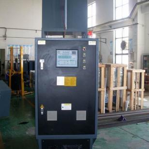 橡胶硫化机平板导热油电加热锅炉图片