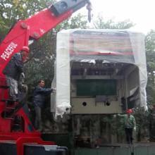 供应上海奉贤区机器搬运公司-奉贤区设备起重-机器拆装-叉车移机器图片
