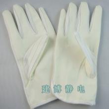 供应东莞PU涂层防静电手套供应批发 无尘室工作手套供应图片