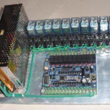 供应用于制冷行业的冷库自动化控制箱