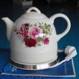 供应西安陶瓷电热水壶西安陶瓷水壶