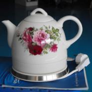 西安陶瓷电热水壶西安陶瓷水壶图片