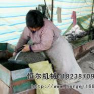 125型废旧塑料造粒机/河南恒尔图片