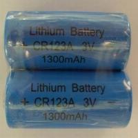 供应深圳奇力丰CR123A电池 图片|效果图