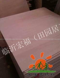 供应用于家庭装修的E1级环保多层家具板,生态板基材