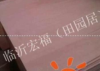 E1级环保多层家具板,生态板基材图片