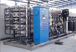 供应医药保健/生物工程超纯水设备