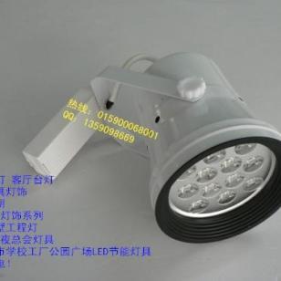 12W高亮度商场LED射灯图片