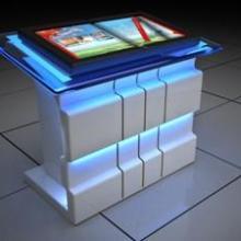 供应桌面多点触摸系统互动橱窗